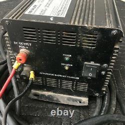 Schauer 36V Golf Cart Battery Charger model JAC2036A EZGO EZ GO golf car