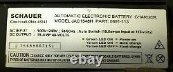 Schauer Star Golf Cart Battery Charger # JAC1548H