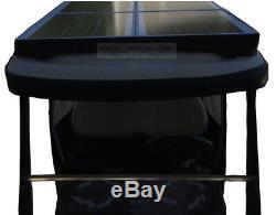 Tektrum Universal 80 watt 80w 48v Solar Panel Battery Charger Kit for Golf Cart
