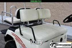 YAMAHA G22EA ELECTRIC GOLF CART 48V with NEW TROJAN BATTERIES with WARRANTY