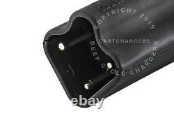 Yamaha 48V 17A G29 3-Pin Golf Cart Battery Charger withDesulfator Reconditioner