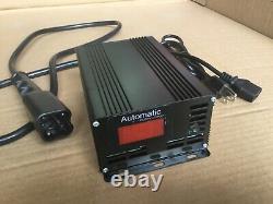 Yamaha 48v 48 volt 3 pin g29 Golf Cart Battery Charger Reconditioner desulfator