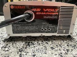 Yamaha 48v Golf Cart Multi Stage Battery Charger