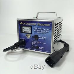 Yamaha Golf Cart Battery Charger 48V 17A Yamaha Drive or G29 2007 and Up